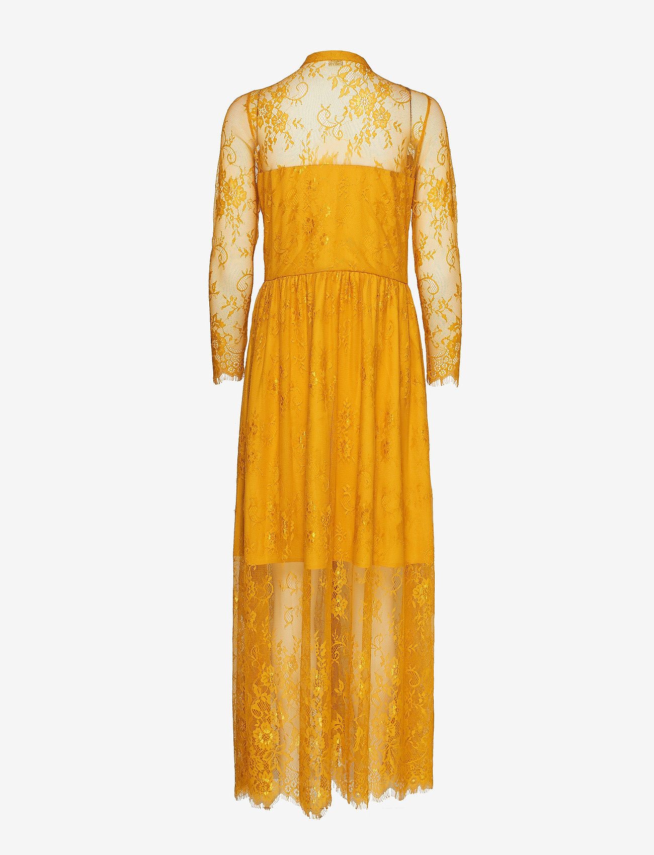Notes du Nord - Leela Loose Dress - maksimekot - harvest gold