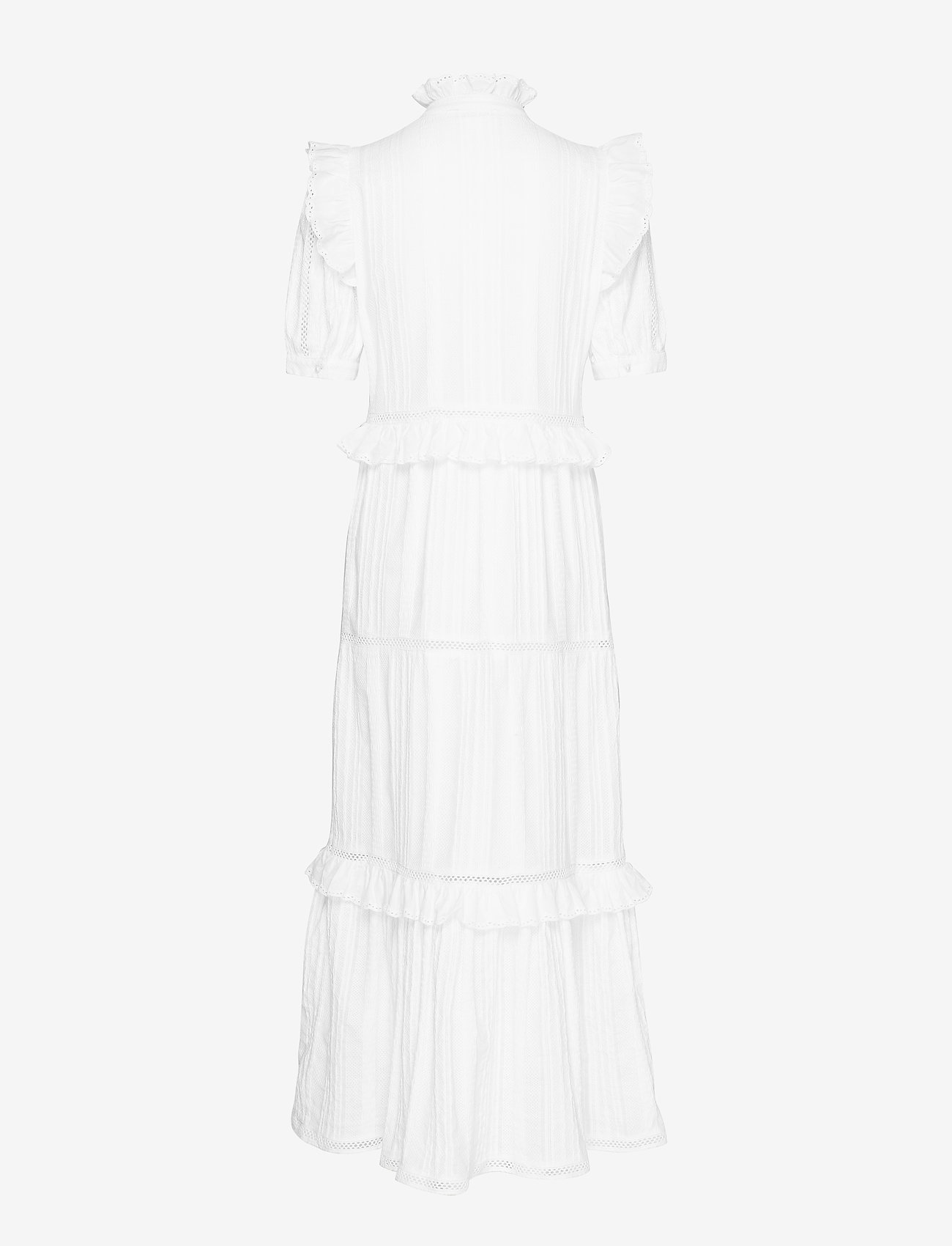 Notes du Nord - Lindsey Dress - brudklänningar - white - 1