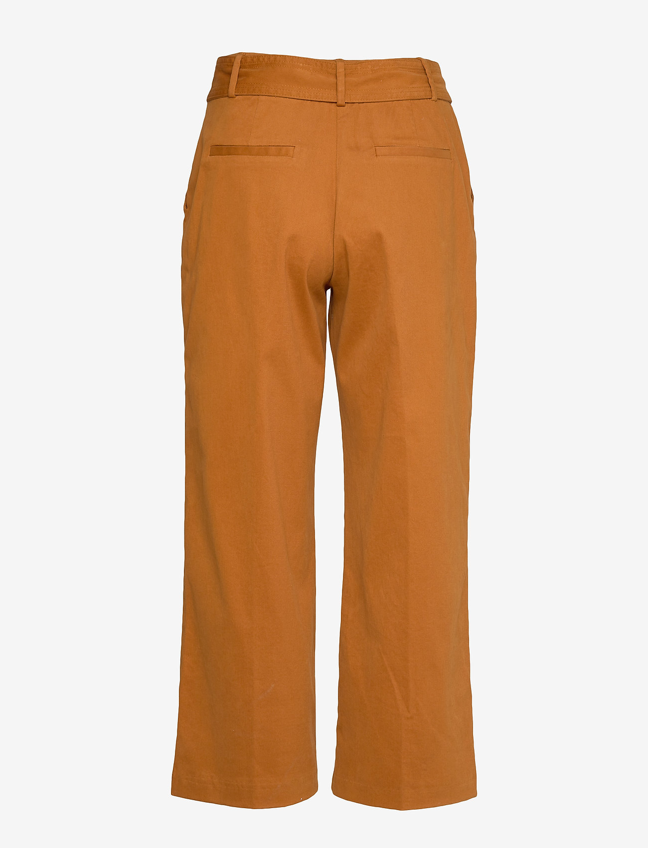Notes du Nord - Nancy Pants - vida byxor - cognac - 1