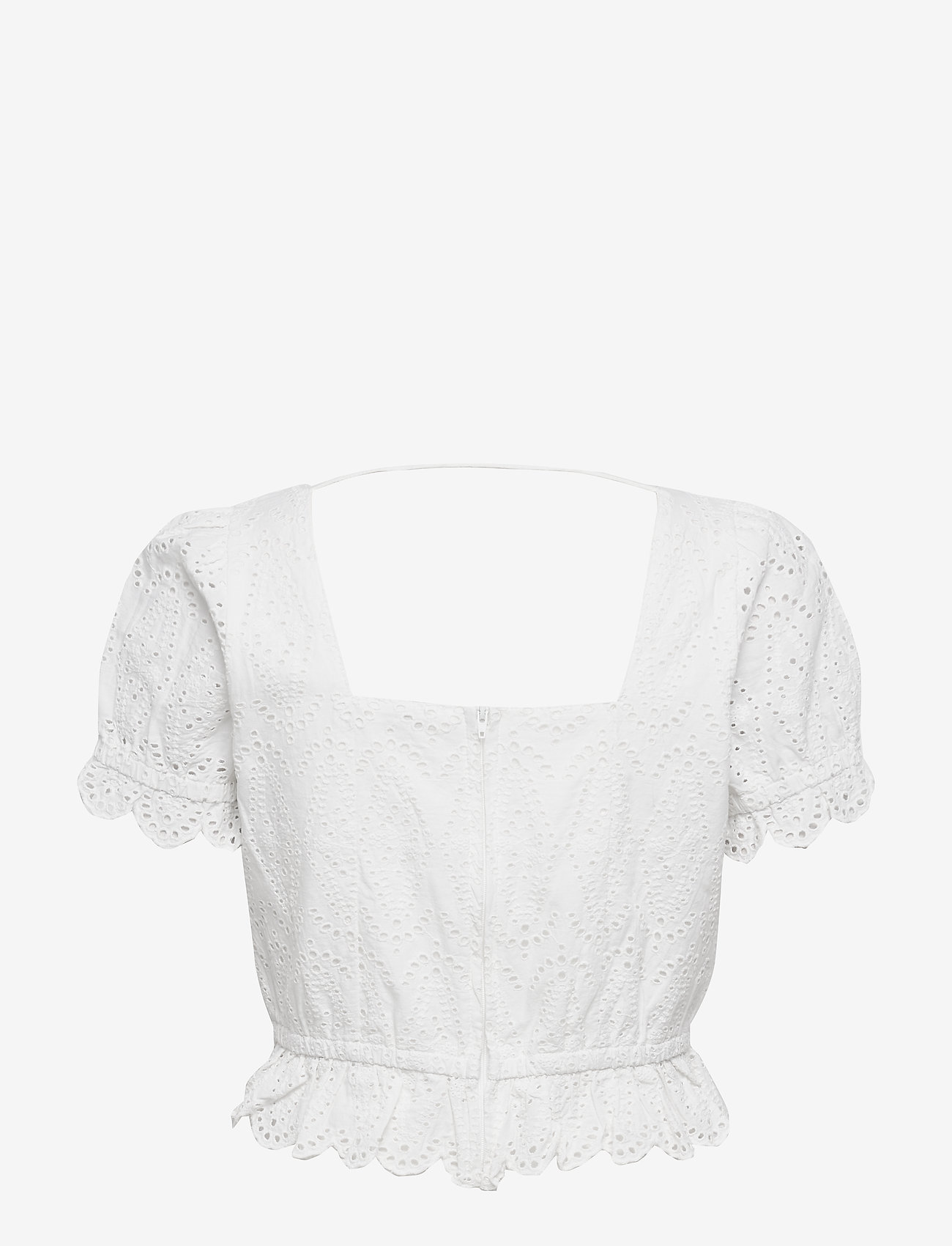 Notes du Nord - Omia Top - crop tops - white - 1