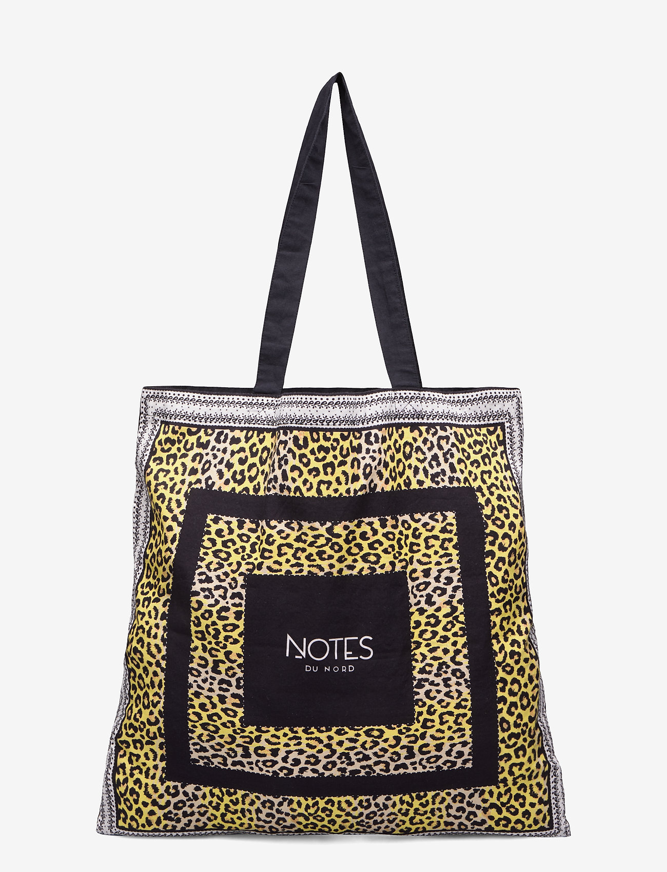 Notes Du Nord Olizzy Bag - Shopping Lemon Leopard