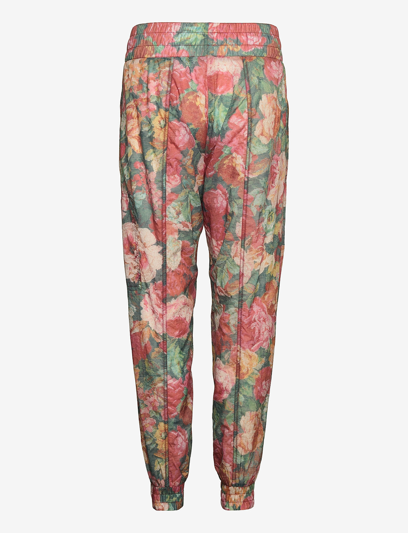 Notes du Nord - Richie Flower Pants - casual byxor - vintage flower - 1