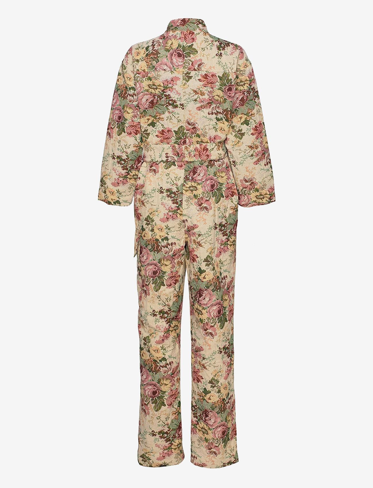 Notes du Nord - Rio Jumpsuit - jumpsuits - vintage rose - 1