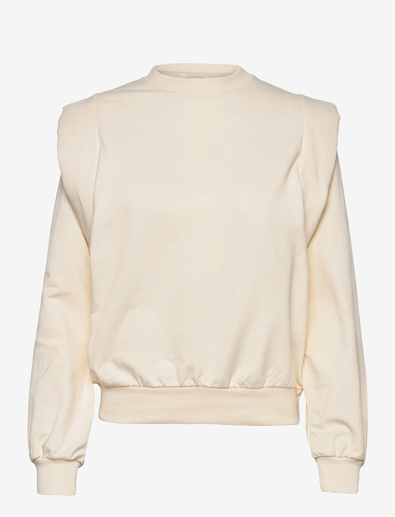 Notes du Nord - Simone Sweatshirt - sweatshirts - cream - 0