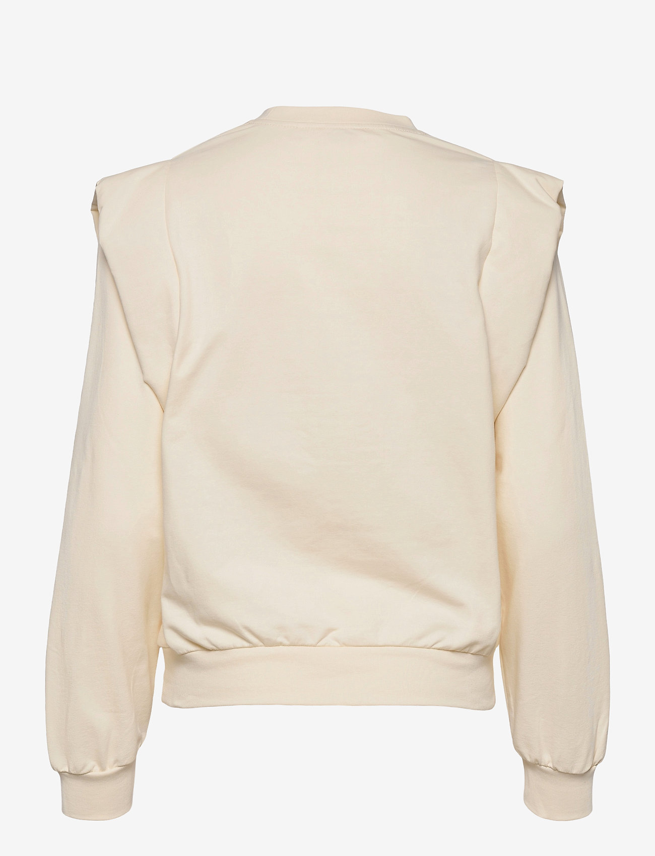 Notes du Nord - Simone Sweatshirt - sweatshirts - cream - 1