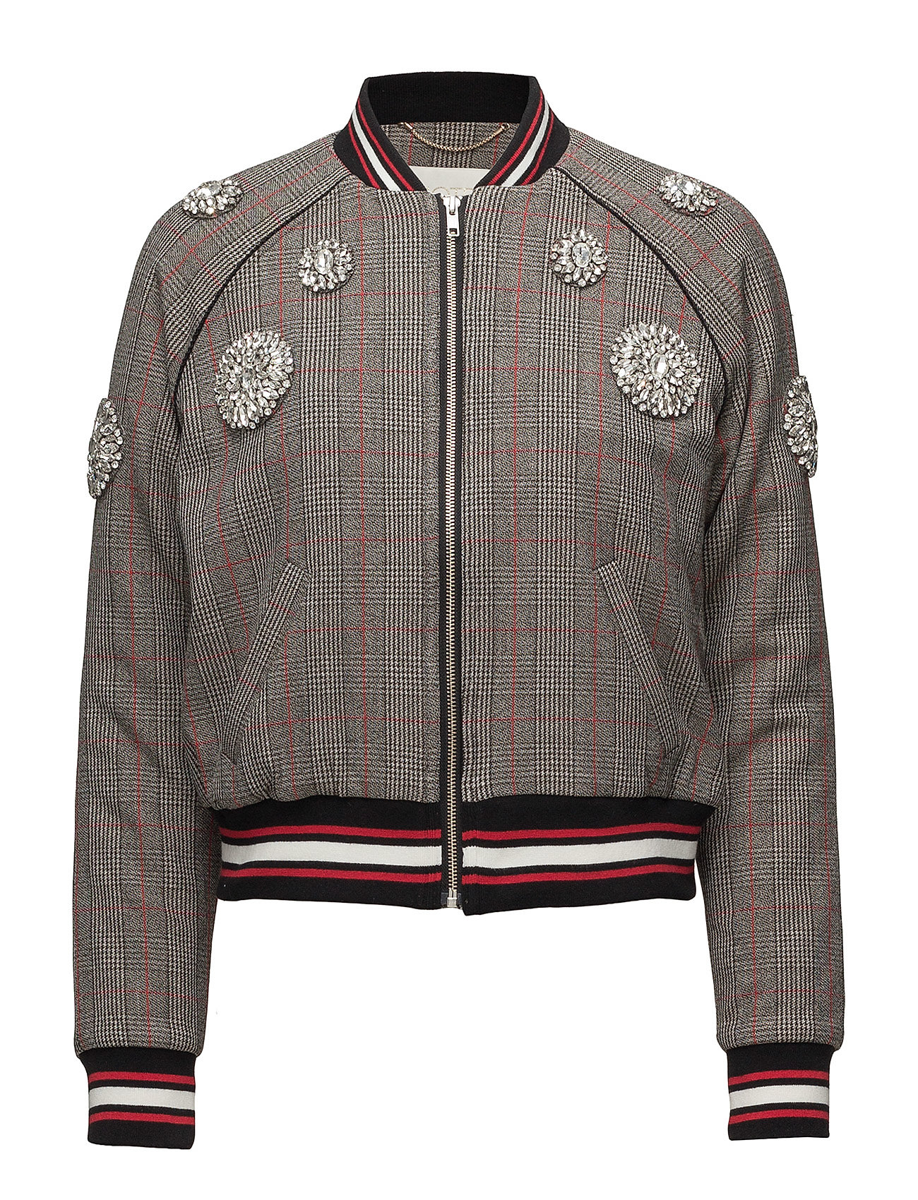 Notes du Nord Heaven Bomber Jacket - CHECKED
