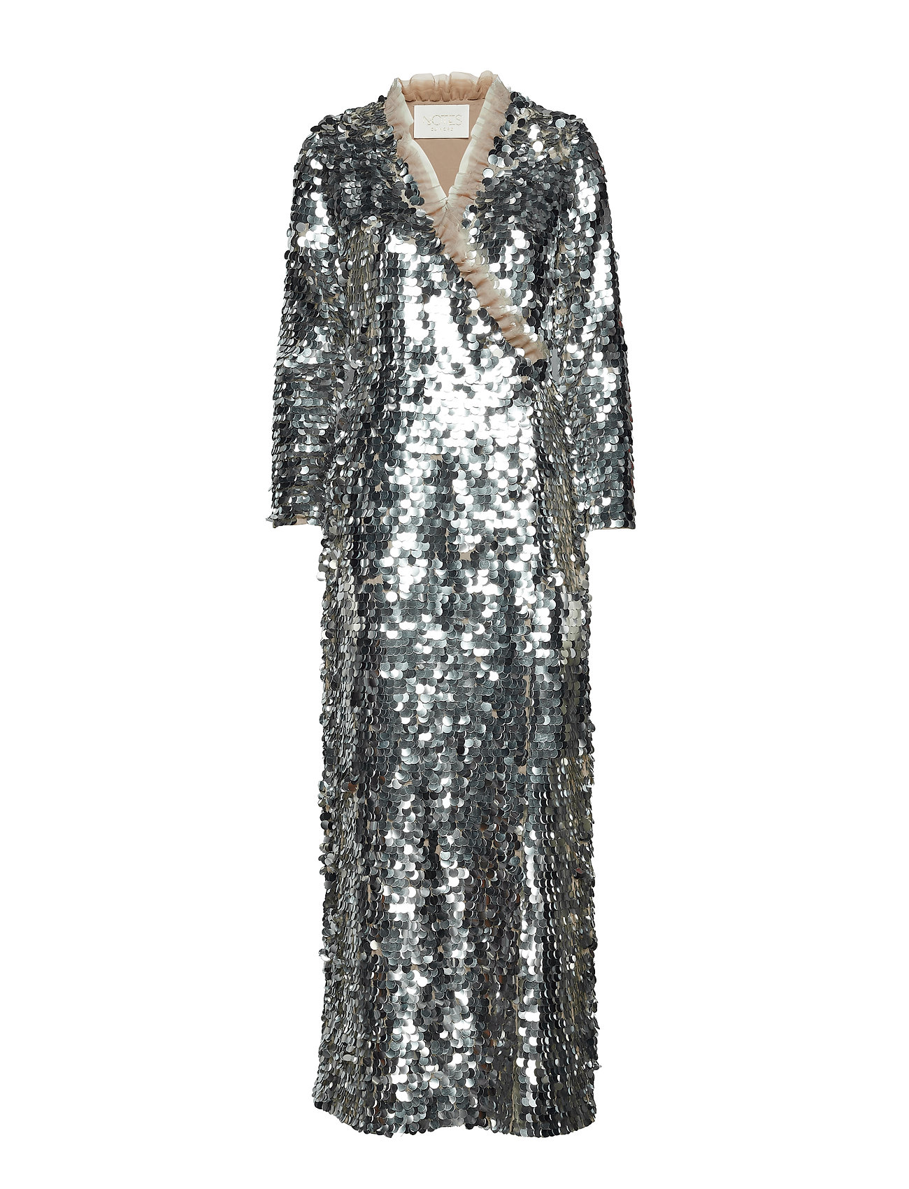 Notes du Nord Jewel Maxi Dress - SILVER
