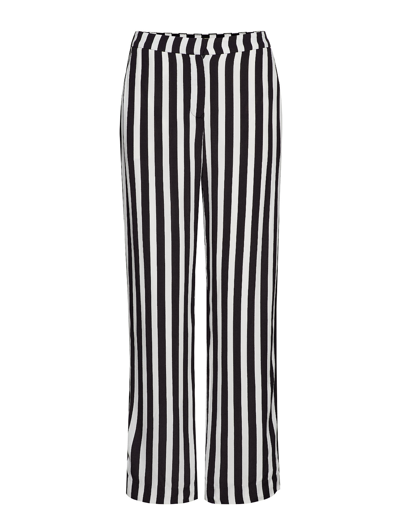 Notes du Nord Kenzie Pants - NOIR STRIPE