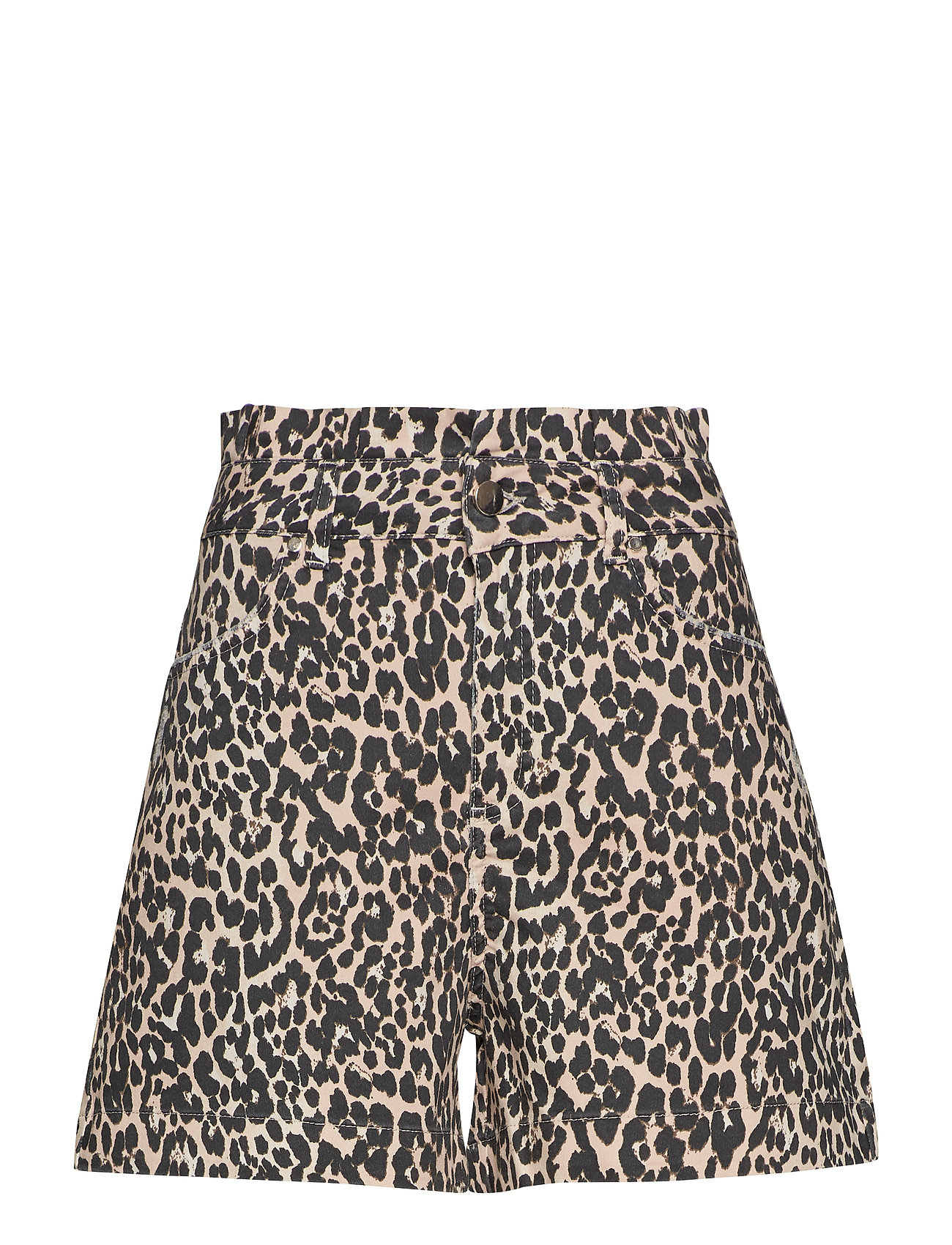 Notes du Nord kayla Shorts P - LEOPARD