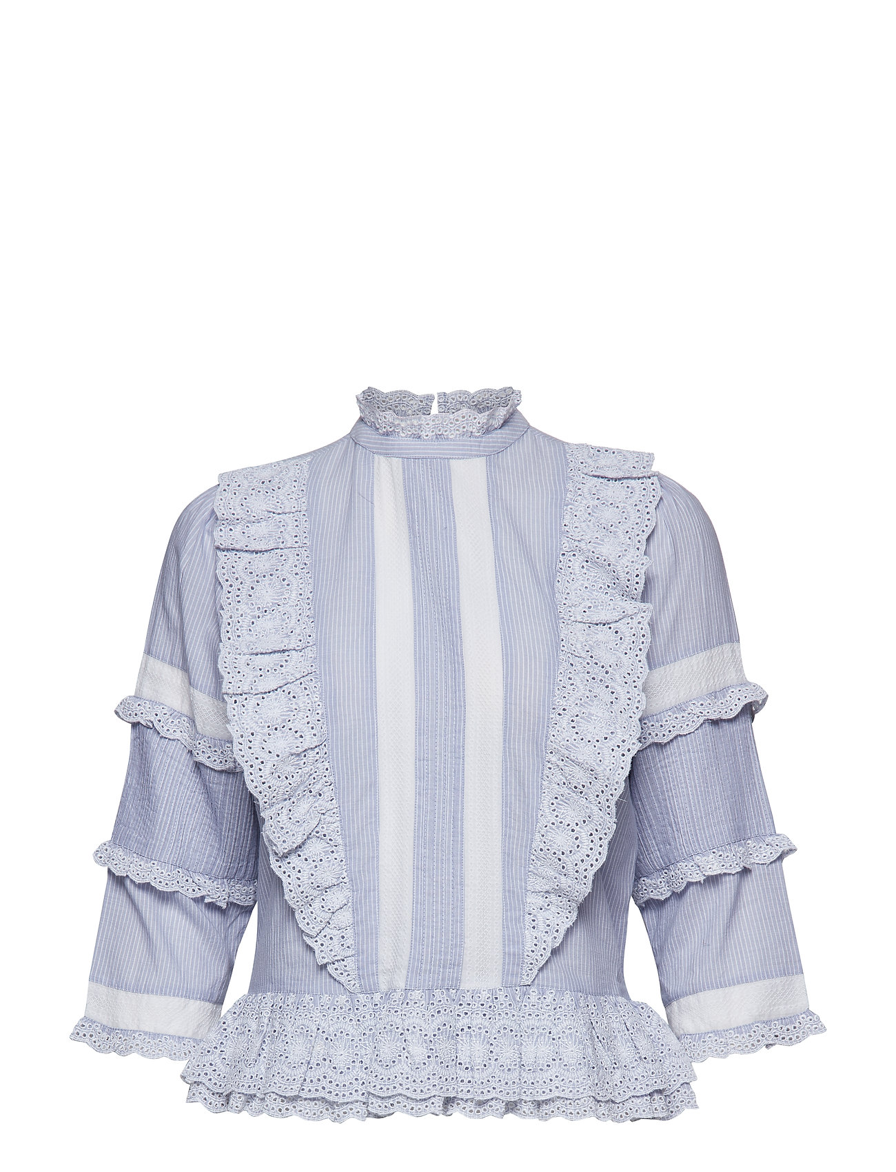 Notes du Nord Kimberly Top - BLUE STRIPE