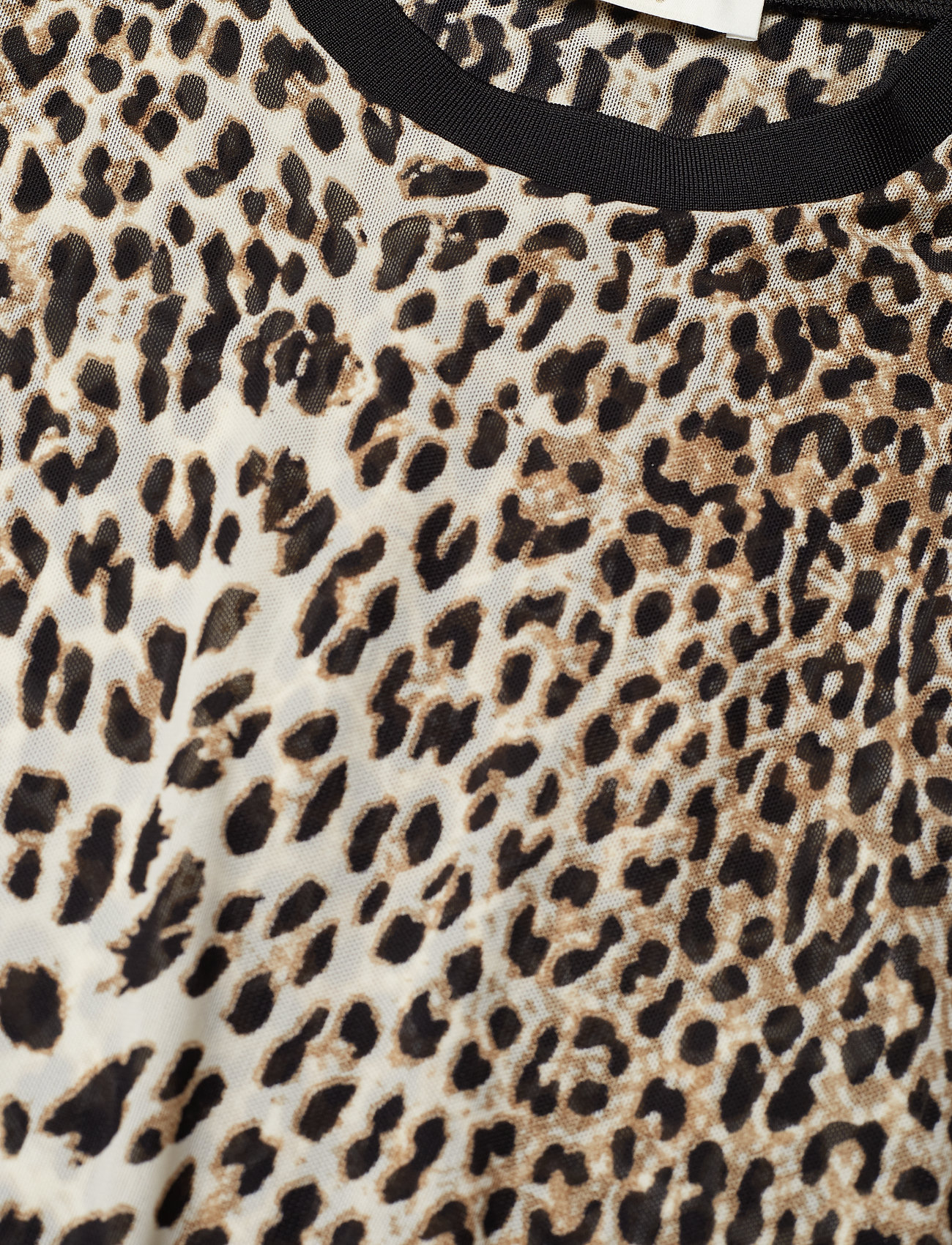 Notes Du Nord Libby Dress - Robes Leopard