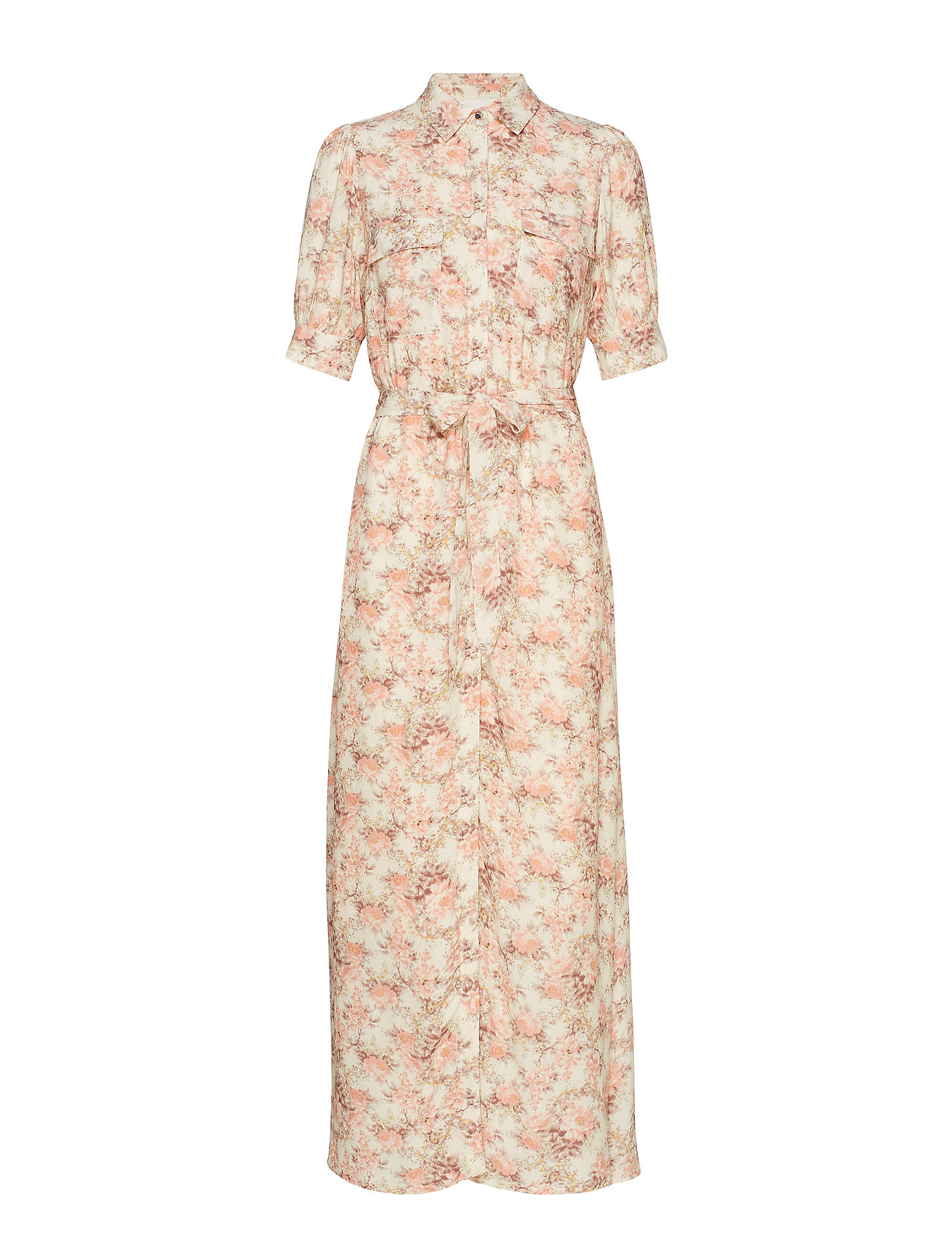 Notes du Nord Lydia Flower Maxi Dress - ROMANTIC FLOWER