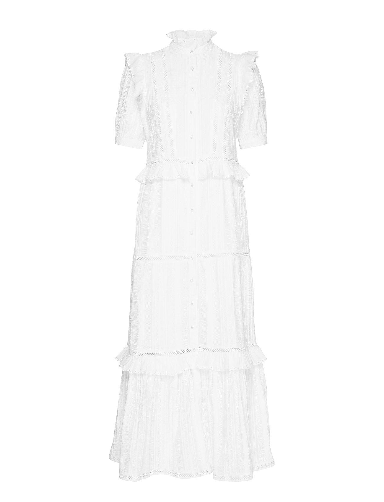 Notes du Nord Lindsey Dress - WHITE