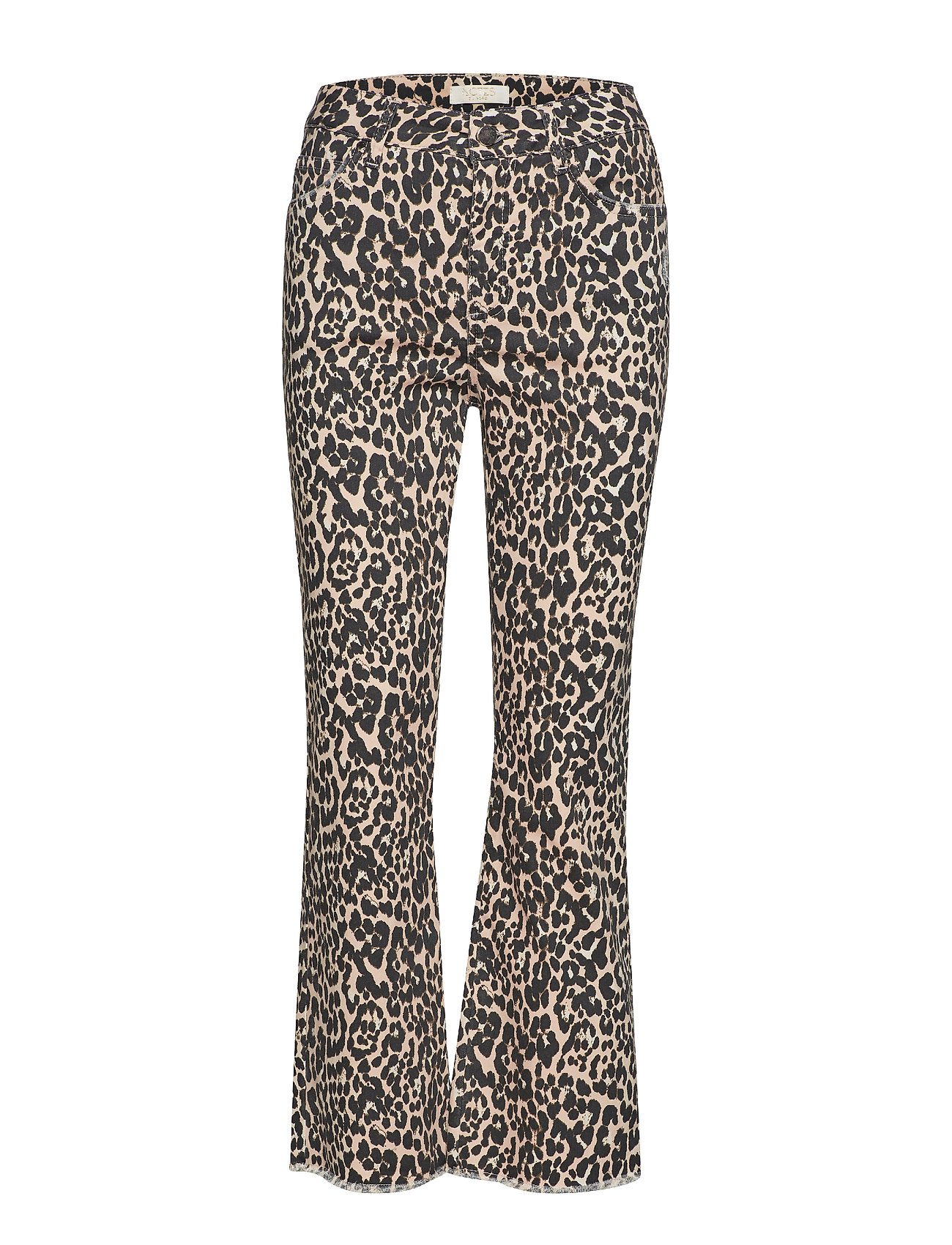 Kayla Cropped Jeans P (Leopard) (1299 kr) - Notes du Nord -  6b2b69bee3113