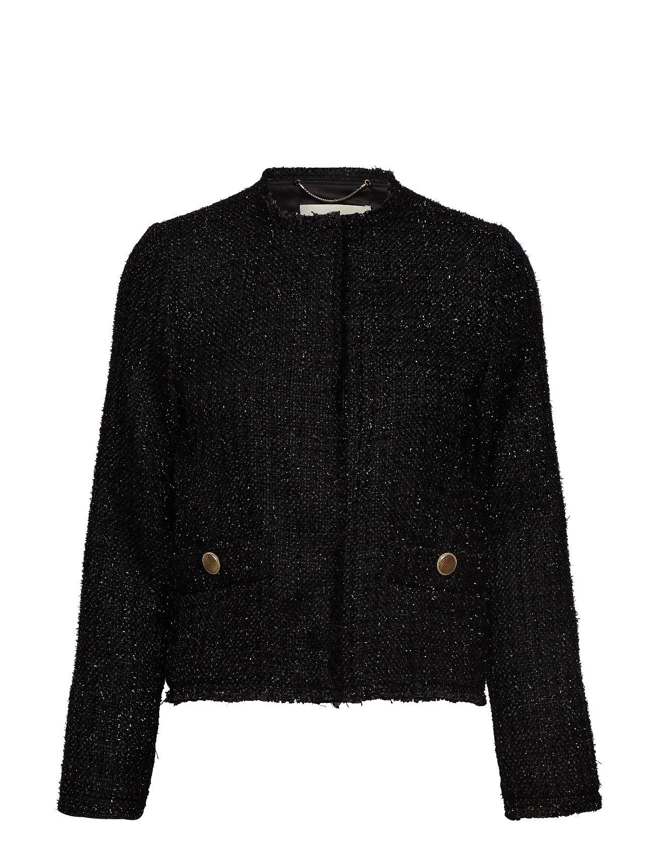 Notes du Nord Lex Noir Short Jacket - NOIR