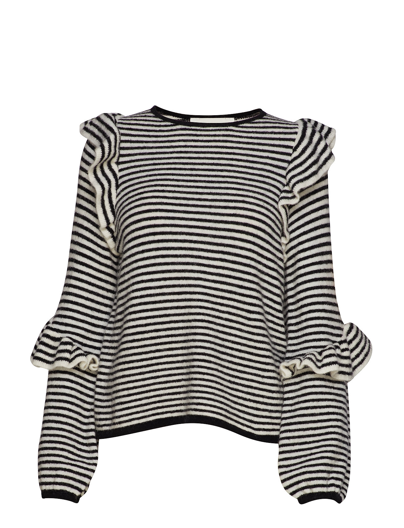 Notes du Nord Monica Blouse - NOIR STRIPE