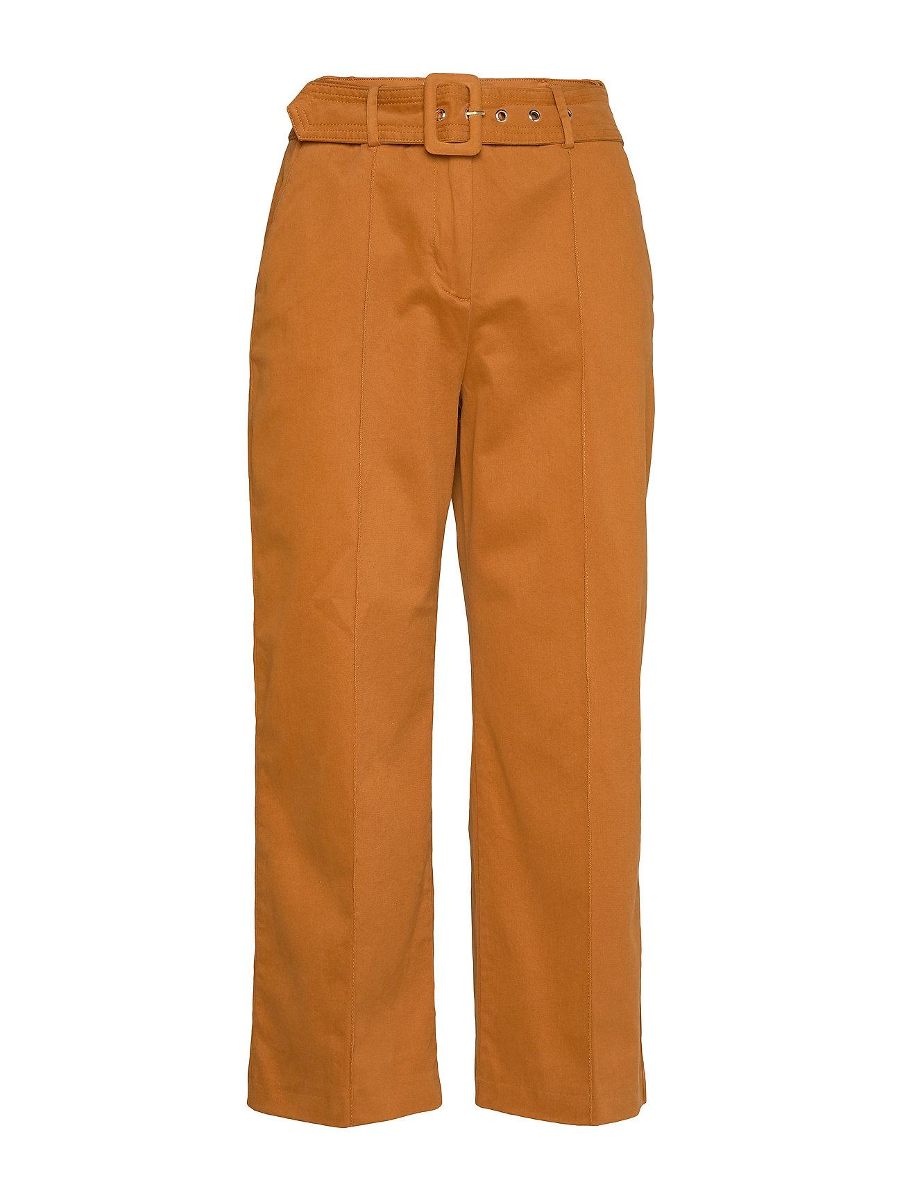 Nancy Pants Vide Bukser Orange Notes Du Nord