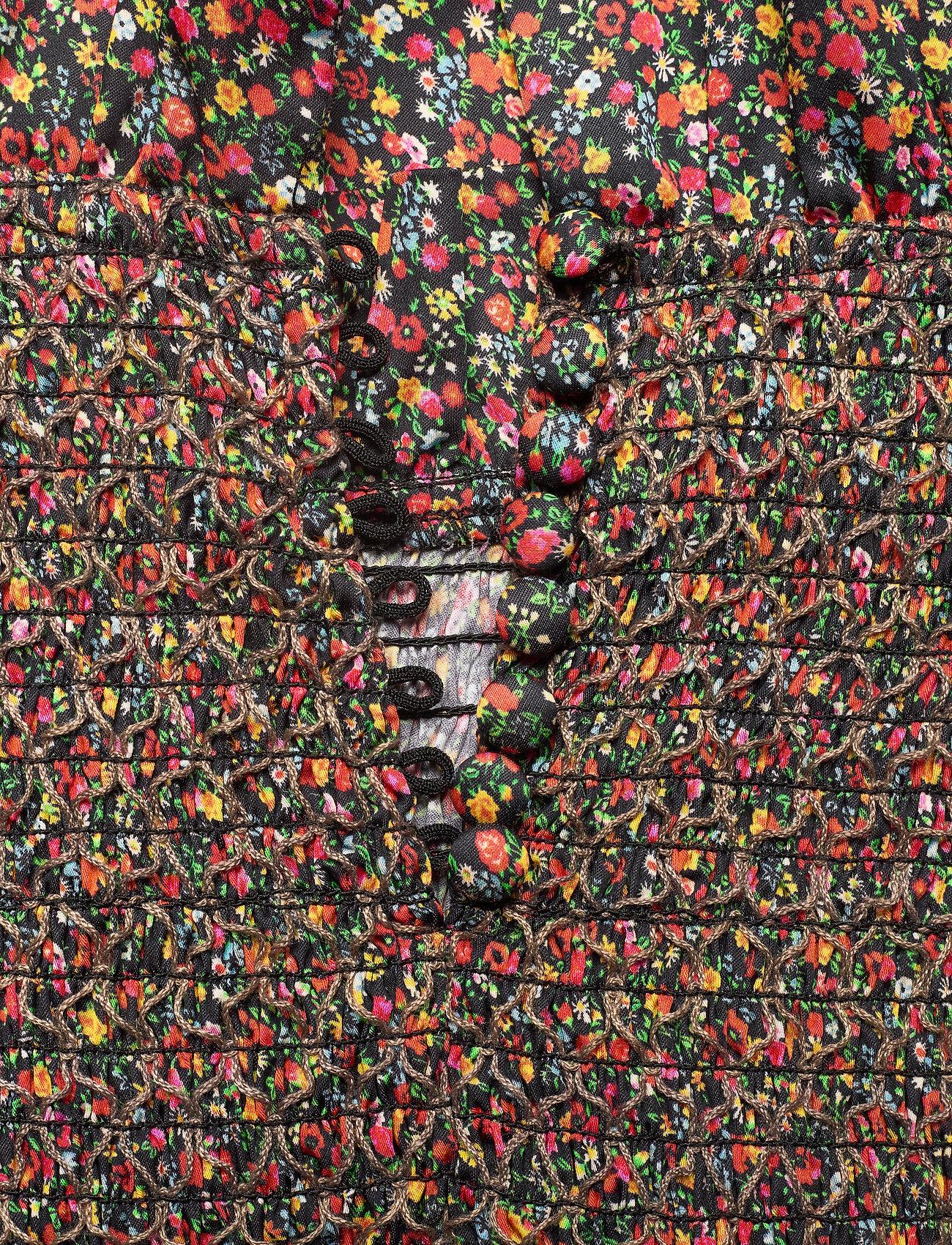 Notes du Nord Nova Dress - Sukienki FLOWER FIELD - Kobiety Odzież.
