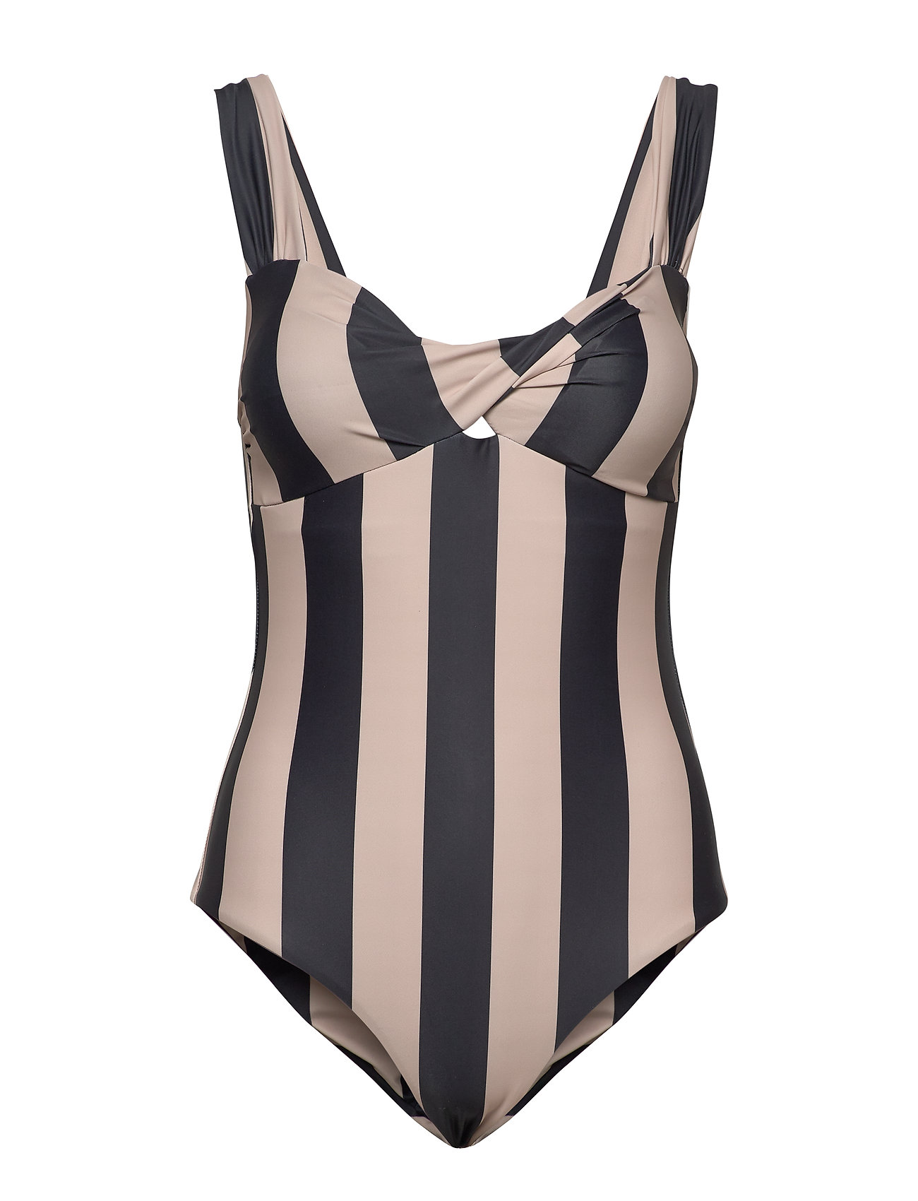 Image of Obi Twist Swimsuit Badedragt Badetøj Notes Du Nord (3362439615)