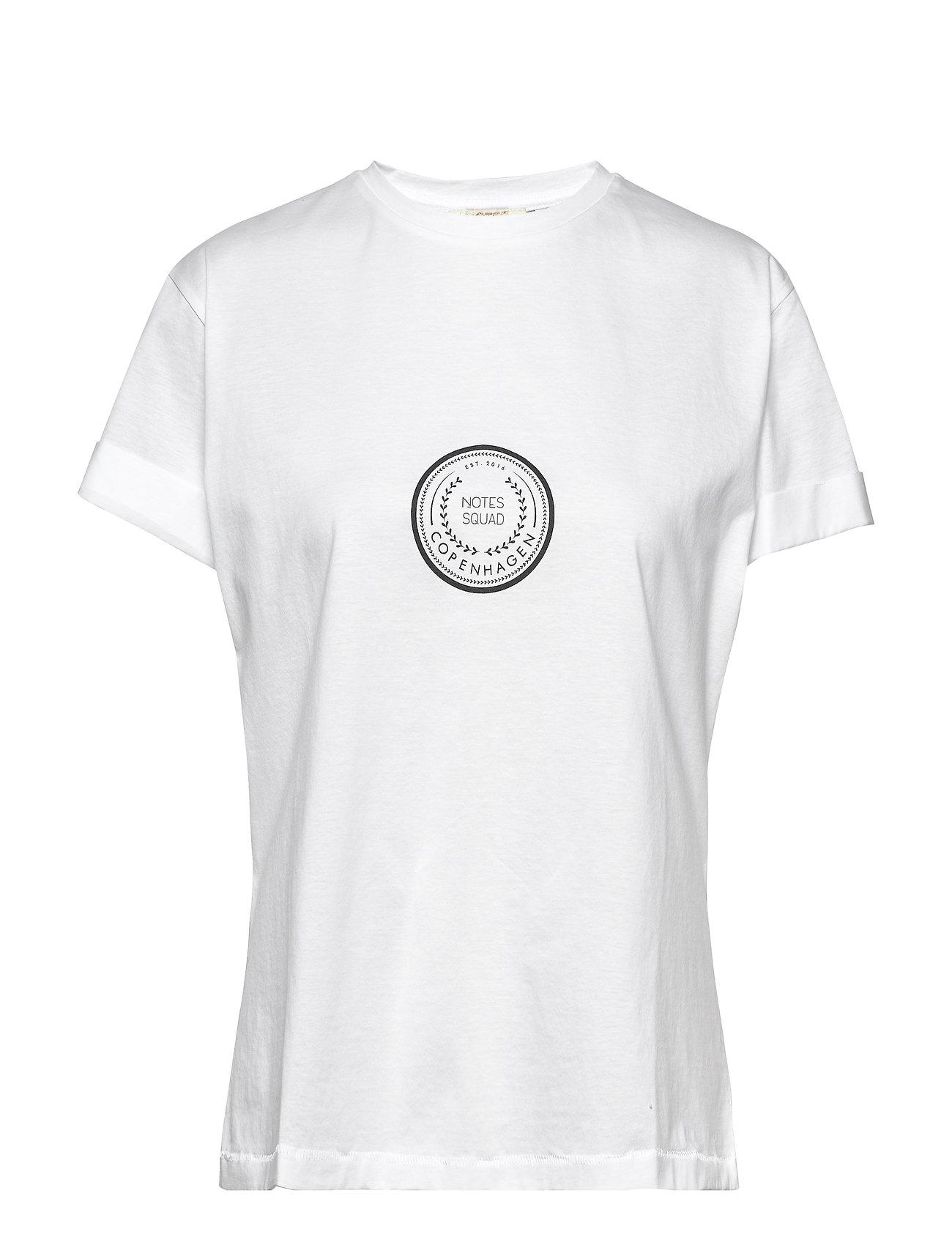 Notes du Nord Olexa T-shirt - WHITE