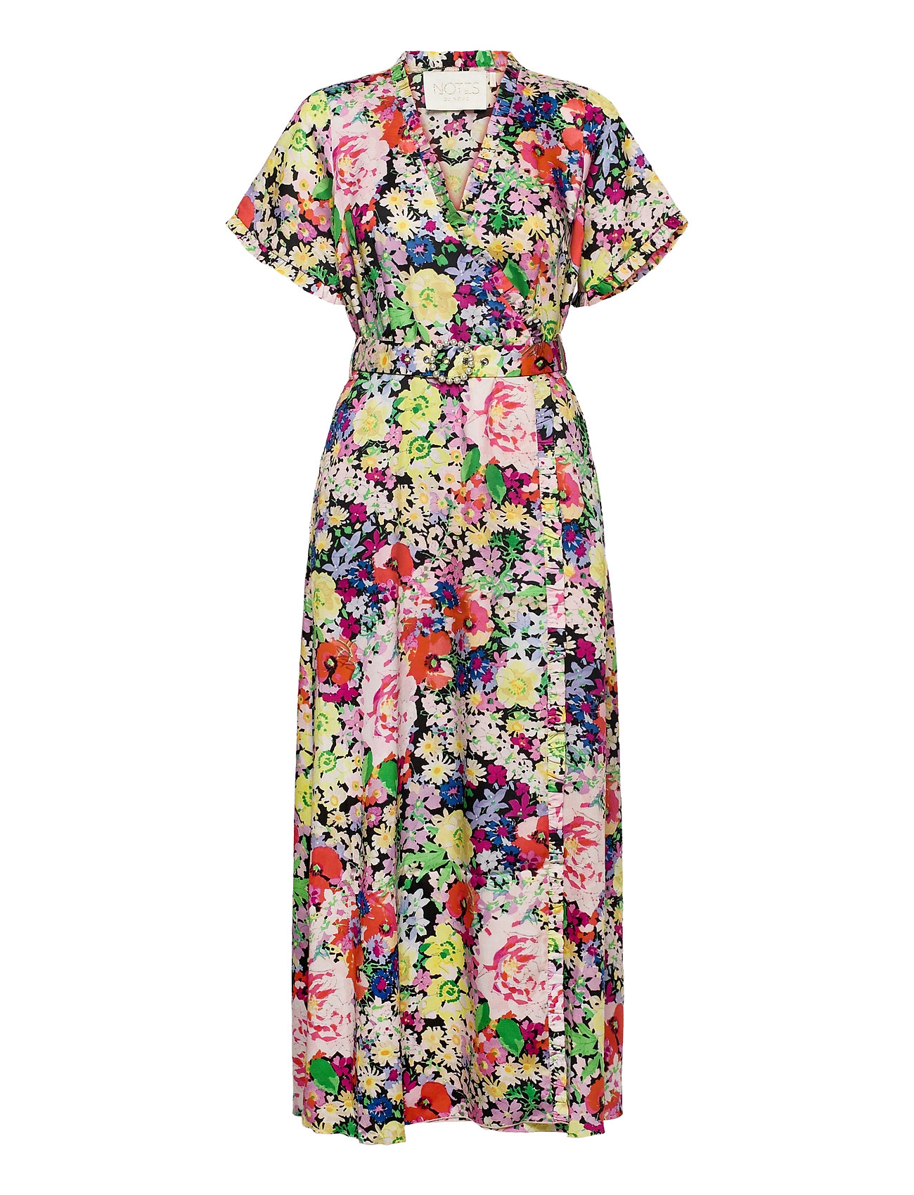 Pink Omita Dress  Notes Du Nord  Hverdagskjoler