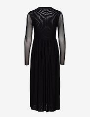 Notes du Nord - Haylie Long Dress - midiklänningar - noir - 1