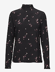 Notes du Nord - Idalina Blouse - blouses à manches longues - space flower - 0