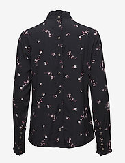 Notes du Nord - Idalina Blouse - long sleeved blouses - space flower - 1