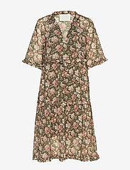 Notes du Nord - Leah Dress - midimekot - 937 - 0