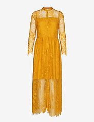 Notes du Nord - Leela Loose Dress - maksimekot - harvest gold - 0