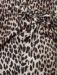 Notes du Nord - Lulu Silk Jumpsuit P - haalarit - leopard - 6