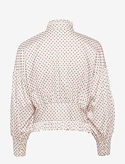 Notes du Nord - Oakley Short Shirt - långärmade blusar - petite flower - 1
