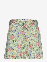 Notes du Nord - Odea Shorts - casual shorts - romantic flower - 0