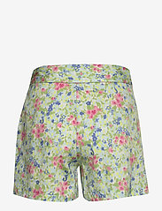 Notes du Nord - Odea Shorts - casual shorts - romantic flower - 1