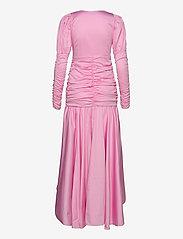 Notes du Nord - Oister Dress - midiklänningar - soft pink - 1