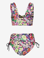 Notes du Nord - Paradise Twist Bikini - bikini set - wild flower - 1