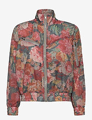 Notes du Nord - Richie Flower Blouse - tunna jackor - vintage flower - 1