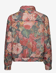 Notes du Nord - Richie Flower Blouse - tunna jackor - vintage flower - 2
