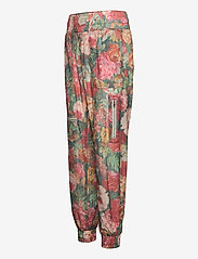 Notes du Nord - Richie Flower Pants - casual byxor - vintage flower - 2