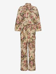 Notes du Nord - Rio Jumpsuit - jumpsuits - vintage rose - 0