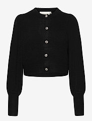 Notes du Nord - Savanna Cardigan - koftor - noir - 0