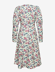 Notes du Nord - Shelly Flower Dress - midiklänningar - flower  dream - 1