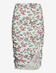 Notes du Nord - Shelly Flower Skirt - midi kjolar - flower  dream - 0