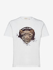 Notes du Nord - Sui T-Shirt - t-shirts - white - 0