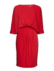 Ashlee Dress - STRAWBERRY