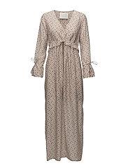 Gin Long Dress