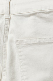 Notes du Nord - Iman Cropped Jeans - flared jeans - ivory - 4
