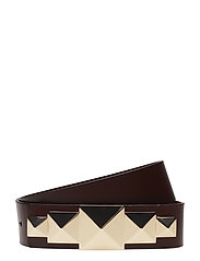 Imira Waist Belt - BORDEAUX