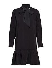 Ashlee Short Dress S - NOIR