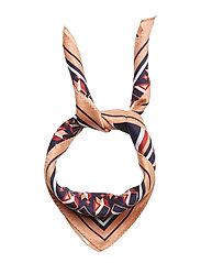Jordan Art Deco Silk Scarf - ART DECO